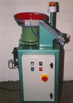 pinning machine